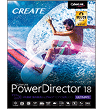 PowerDirector18 ultimate